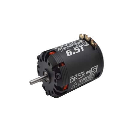 Image of ORCA RT Sensored 6.5T Brushless Motor