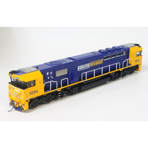 ON TRACK MODELS HO Pacific National 82 Class Loco 8204