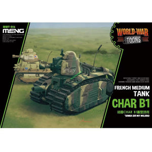 MENG French Heavy Tank Char B1