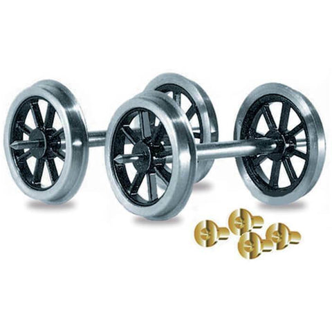 PECO PR10 O Spoked Wheels 12mm (4)