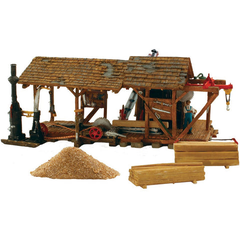 Image of WOODLANDS HO Buzz's Sawmill