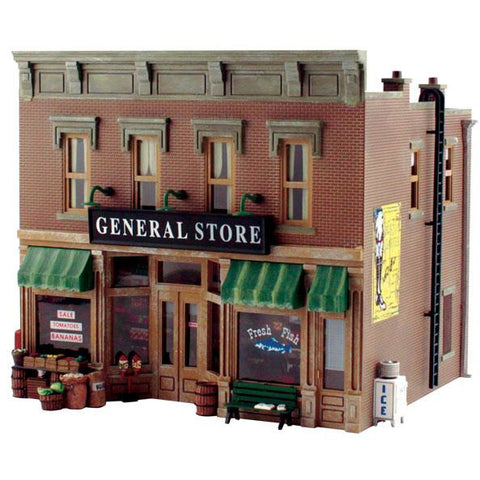 Image of WOODLAND SCENICS O Lubener's General Store
