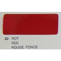 Image of PROFLIM Dark Red 2 Metres