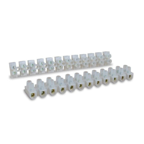 PECO Screw Terminal Blocks 5amp 2X12way