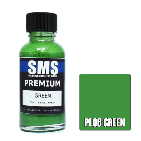 Image of SMS Premium GREEN 30ml