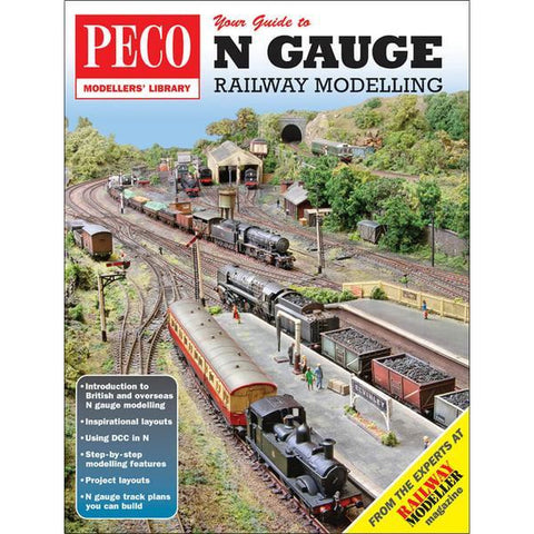 Image of PECO Your Guide To N Railway Modelling