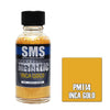 SMS Metallic INCA GOLD 30ml
