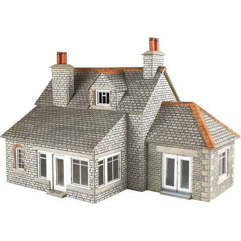Image of METCALFE GARAGE HOUSE HO SCALE