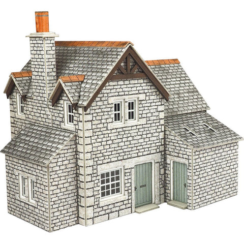 METCALFE GARDNER COTTAGE HO SCALE