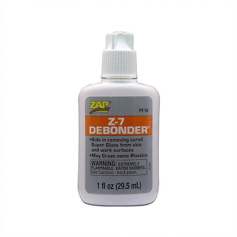 Image of ZAP Z-7 Debonder 1oz