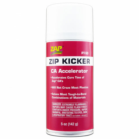 (DG) ZAP PT-50 5oz. Zip Kicker Aerosol Can