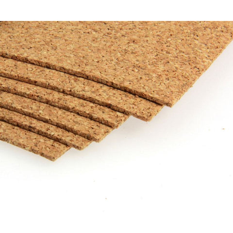Cork Sheet 915x610x3mm