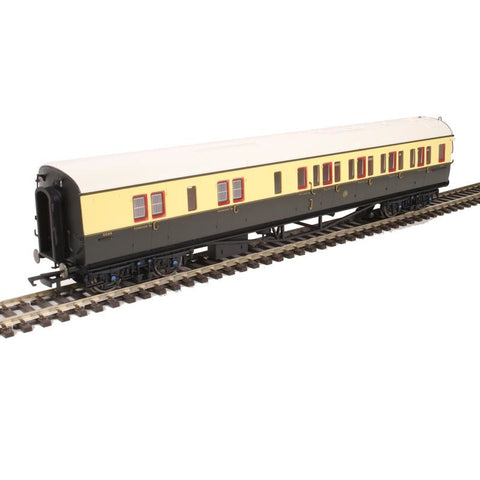 HORNBY OO GWR Collett Coach Corridor Brake Third Class RH