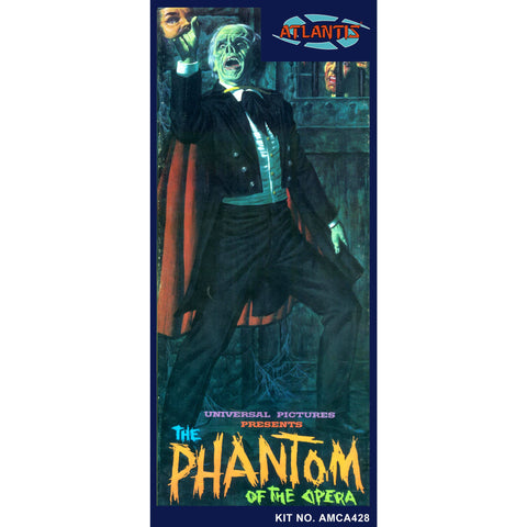 AMC 1/8 The Phantom of the Opera Long Box