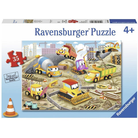 Rburg - Raise the Roof! Puzzle 35pc