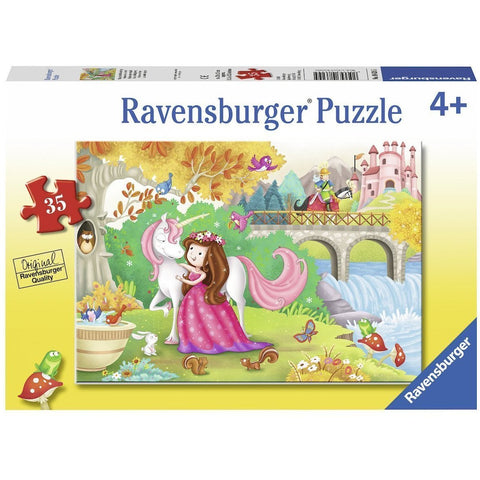 Ravensburger Afternoon Away Puzzle 35pc