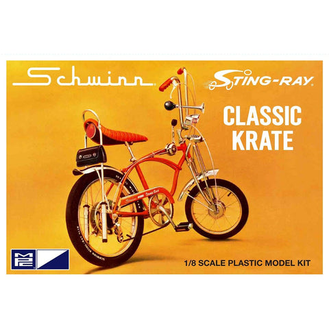MPC 1/8 Schwinn Sting Ray 5 Speed Pushbike Plastic Kit