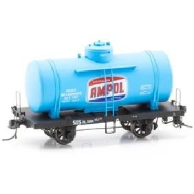 SDS MODELS HO OT Wagon Rail Tank Car OT505 (1)