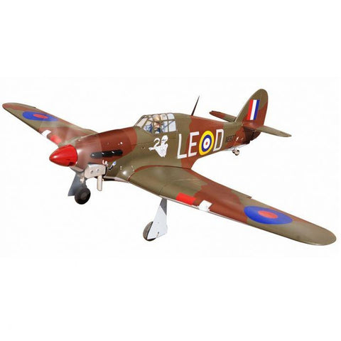 Image of SEAGULL HAWKER HURRICANE FOR 30CC ENGINE Final Clearance