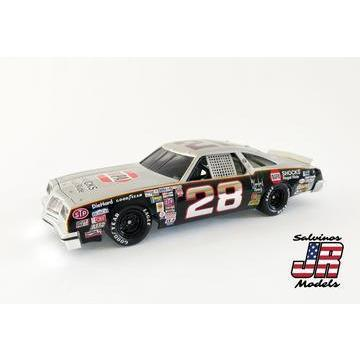 Image of SALVINOS JR 1/25 BUDDY BAKERS GRAY GHOST #28 OLDSMOBILE 442