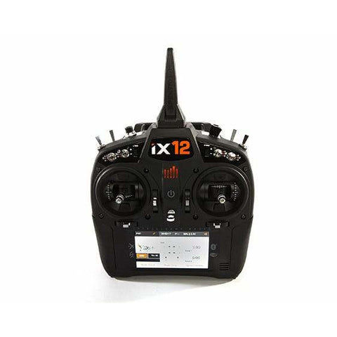 SPEKTRUM iX12 12ch Android Based DSM-X Transmitter Only - M