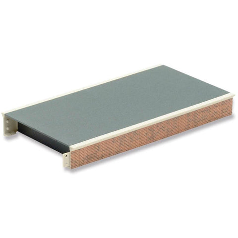 Image of PECO OO/HO Straight Platform Brick