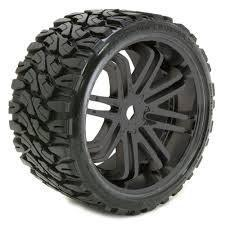 SWEEP Terrain Crusher off road w/BLK rim