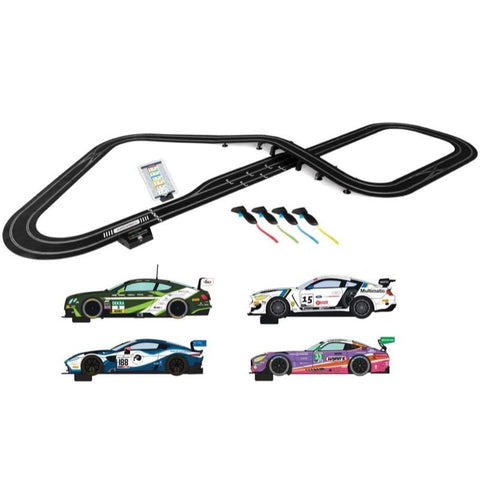 SCALEXTRIC ARC PRO Platinum GT Digital Slot Car Set
