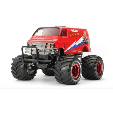 TAMIYA 1/10 LUNCH BOX RED EDITION (T47402)