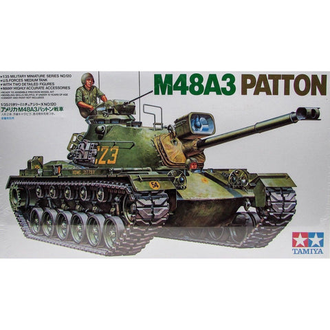TAMIYA 1/35 M48A3 Patton Tank