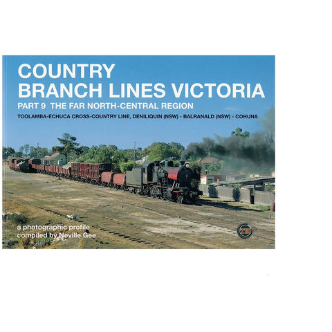 TH - Country Branch Lines Victoria Part 9