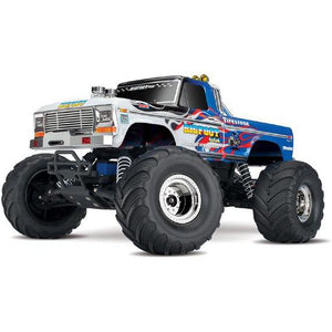 TRAXXAS Bigfoot No.1 Replica Monster Truck - Flame