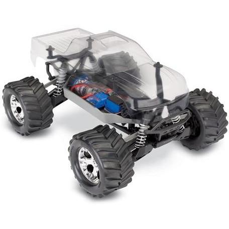 TRAXXAS STAMPEDE 4 X 4 KIT WITH ELECTRONICS