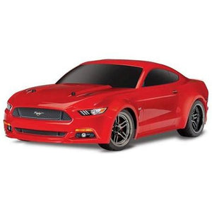 TRAXXAS FORD MUSTANG GT AWD SUPERCAR - RED