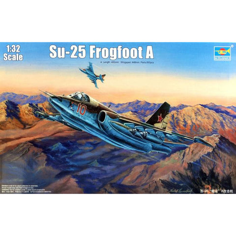 TRUMPETER 1/32 Su-25 Frogfoot A