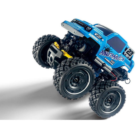 TAMIYA 1/24 Mudmad Comical RC Truck Kit SW-01