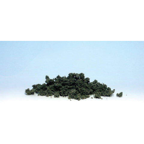 Image of WOODLAND SCENICS Dark Green Underbrush (Bag)