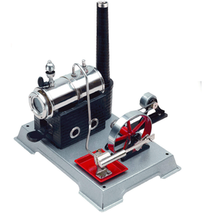 WILESCO D100E KIT WITH STEAM ENGINE