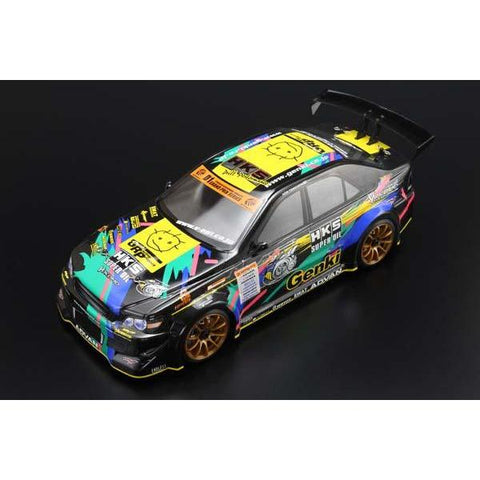 YOKOMO Drift package mini HKS-22DR Altezza with 2.4G-RSIII