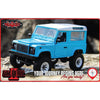 RC4WD 1/18 Gelande II RTR w/D90 Body Set (Blue)