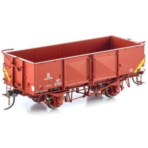 AUSCISION HO - GY Wagon VR Wagon Red 6 Car Pack (ACM-VFW28)