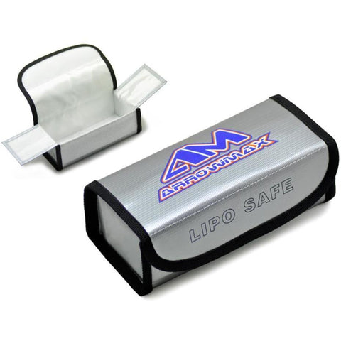 ARROWMAX LiPo Safe Bag (185 X 75 X 60mm)