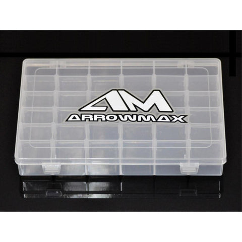 Image of ARROWMAX 36-Compartment Parts Box (272 X 175 X 43mm)(AM-199