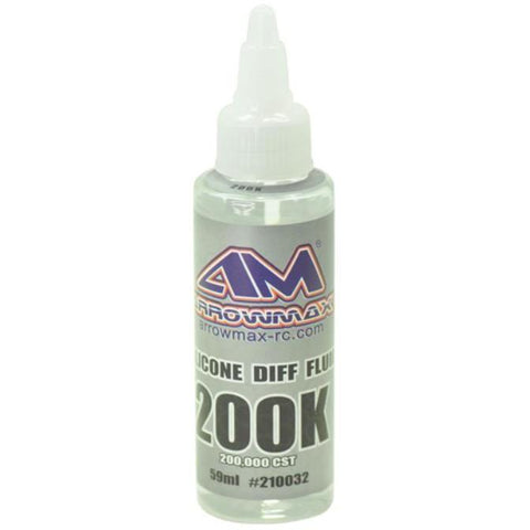 ARROWMAX Silicone Diff Fluid 59ml 200.000cst