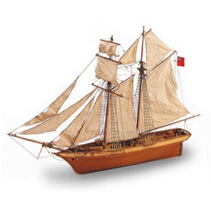 ARTESANIA 1/50 Scottish Maid Wooden Ship Model (ART-18021)