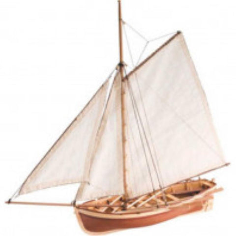 ARTESANIA 1/25 HMS Bounty Jolly Boat Wooden Ship Model (ART