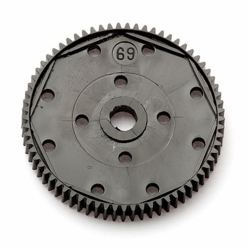 ASSOCIATED Spur Gear, 69T 48P for ,B64, (ASS9648)