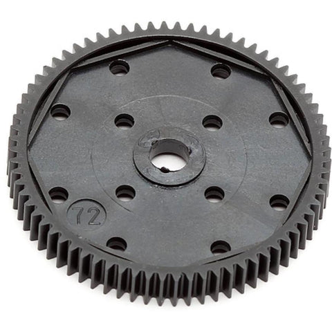 ASSOCIATED Spur Gear, 72T 48P for ,B64, (ASS9649)