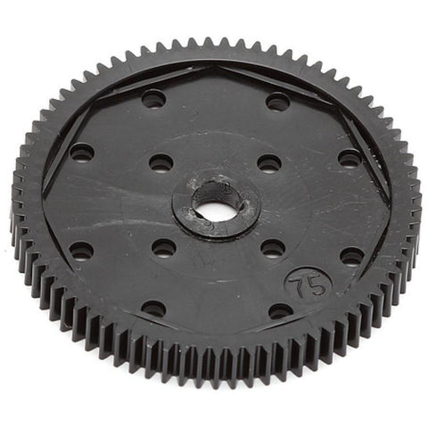 ASSOCIATED Spur Gear, 75T 48P for ,B64, (ASS9650)