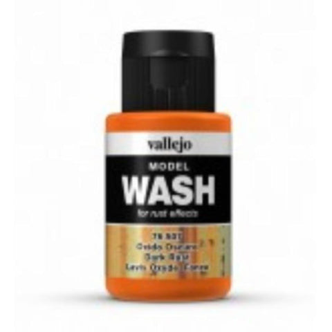 VALLEJO Model Wash Dark Rust 35ml